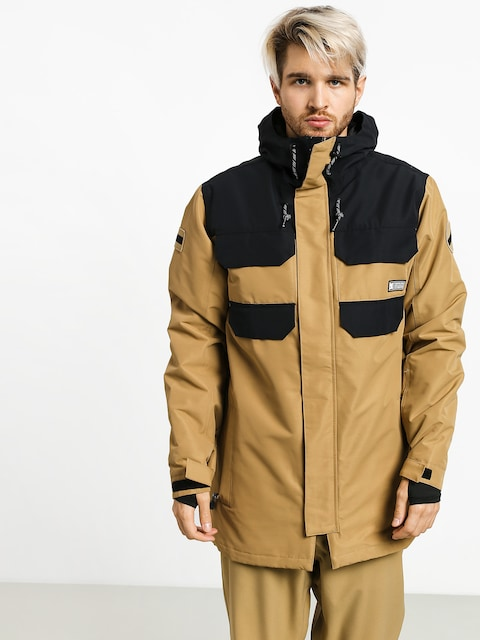 DC Haven Snowboard jacket (kelp)