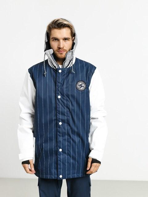 DC Dcla Snowboard jacket (logo pin stripe)
