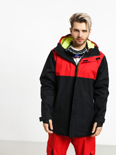 DC Defy Snowboard jacket (racing red)