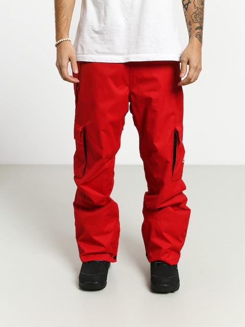 DC Banshee Snowboard pants (racing red)