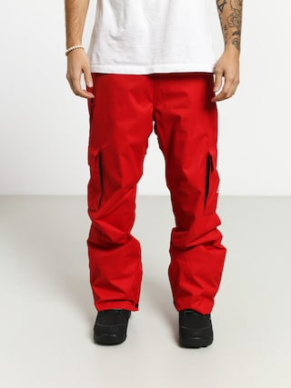DC Banshee Snowboard pants (racing red)