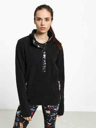 Femi Stories Polar Sudar Sweatshirt Wmn (blk)