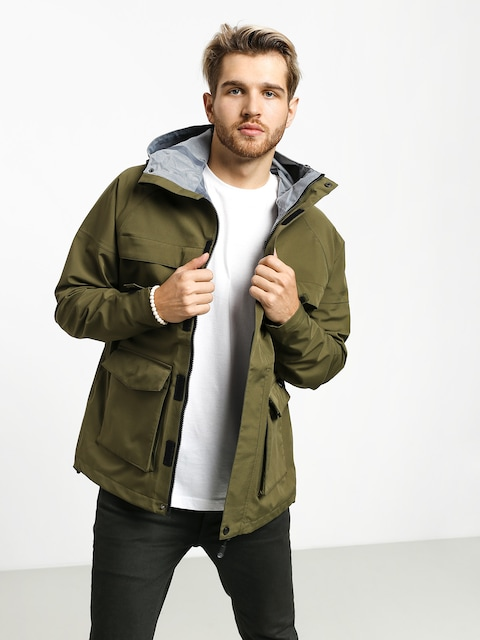 Dickies Gapville Jacket (dark olive)
