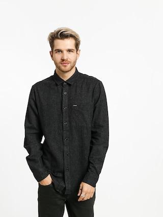 Volcom Caden Solid Shirt (blk)