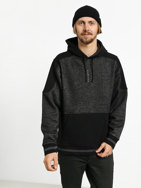 Primitive Moods Contour HD Hoodie (black wash)