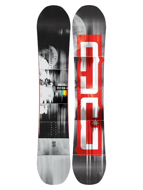 DC Ply Snowboard (multi)