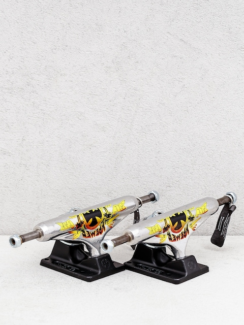 Independent Stg 11 Hollow Wes Kremer All Day Trucks (silver/black)