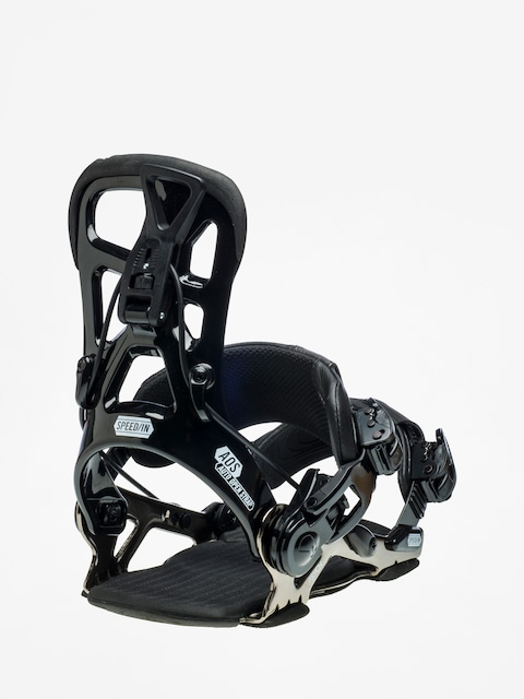 Gnu Psych Snowboard bindings (black)