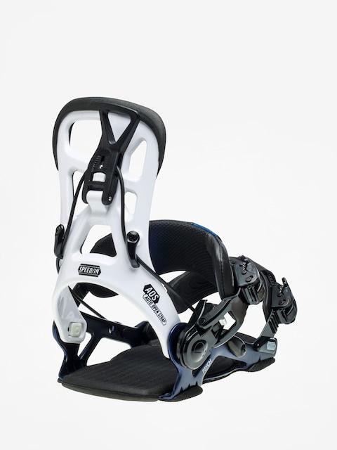 Gnu Psych Snowboard bindings (blue)