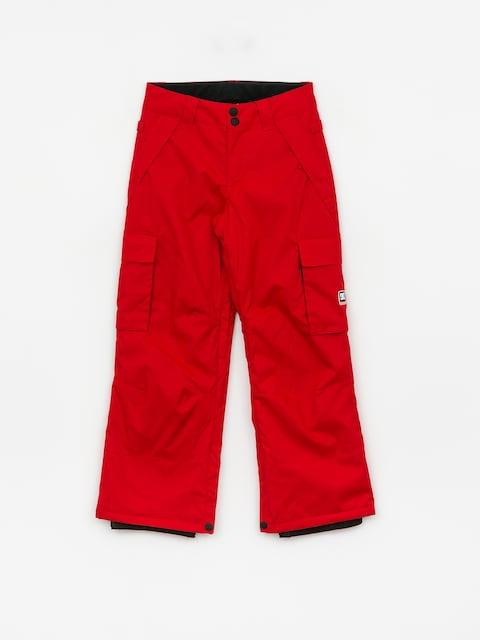 DC Banshee Yth Snowboard pants (racing red)