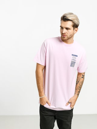 Primitive Experience T-shirt (pink)
