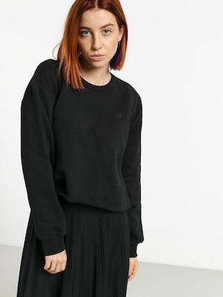 Brixton Vintage Crop Crew Sweatshirt Wmn (black)