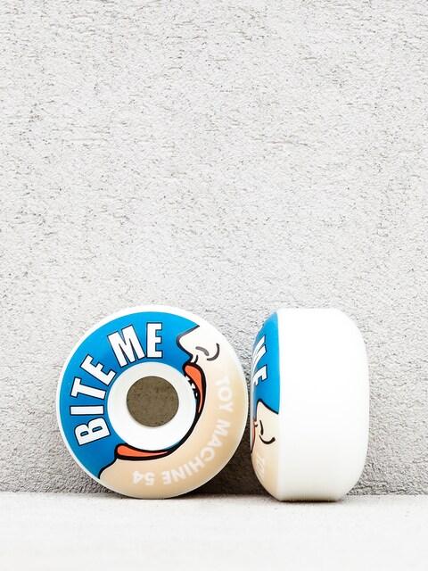 Toy Machine Bite Wheels (white/blue)