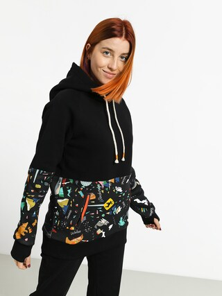Femi Stories Kenta HD Hoodie Wmn (alsk)