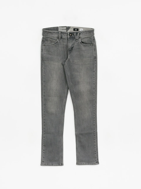Volcom 2X4 Denim Pants (grey vintage)