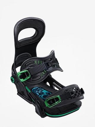 Bent Metal Transfer Snowboard bindings (black)