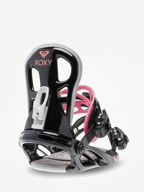 Roxy Classic Snowboard bindings Wmn (black)