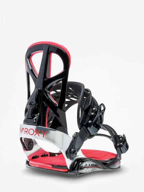 Roxy Team Snowboard bindings Wmn (black)