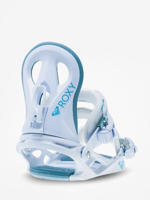 Roxy Glow Snowboard bindings Wmn (white)