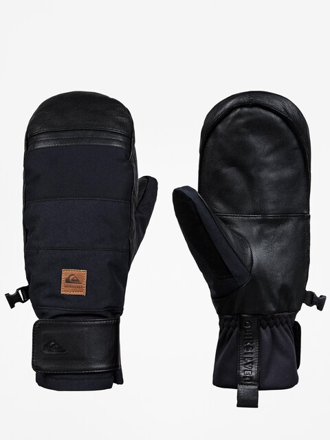 Quiksilver Squad Mitt Gloves (black)