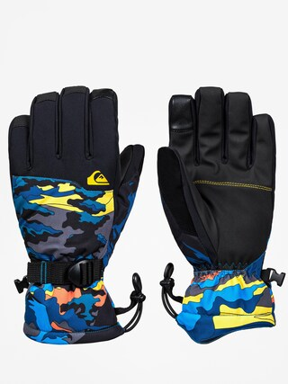Quiksilver Mission Glove Gloves (sulphur snowscene)