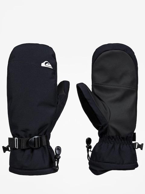 Quiksilver Mission Mitt Gloves (black)
