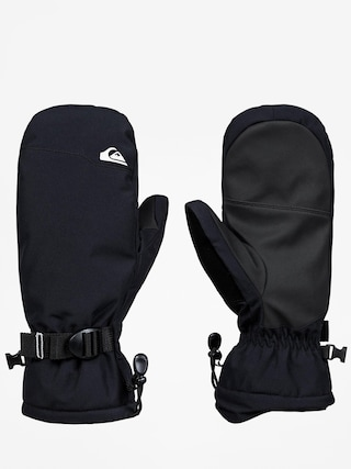 Quiksilver Mission Mitt Gloves (black)