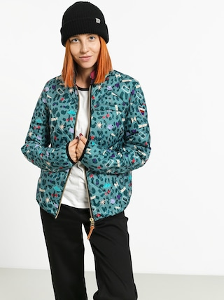 Femi Stories Condori Jacket Wmn (leo grn)