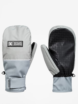 DC Franchise Se Gloves (neutral gray)