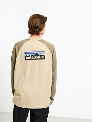 Patagonia Logo Lw Sweatshirt (el cap khaki)