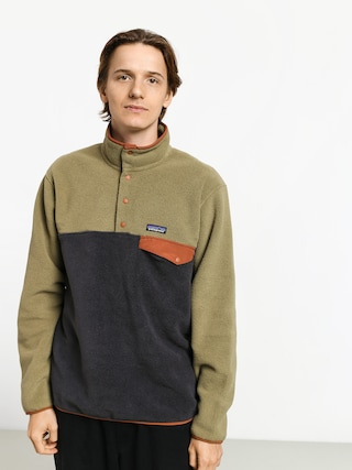 Patagonia Synchilla Snap T Fleece  (sage khaki)