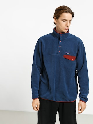 Patagonia Synchilla Snap T Fleece  (stone blue)