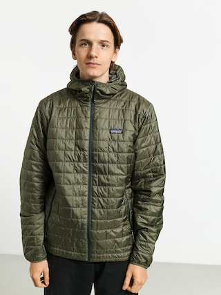 Patagonia Nano Puff HD Jacket (industrial green)