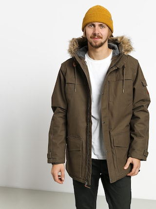 Quiksilver Storm Drop 5K Jacket (crocodile)