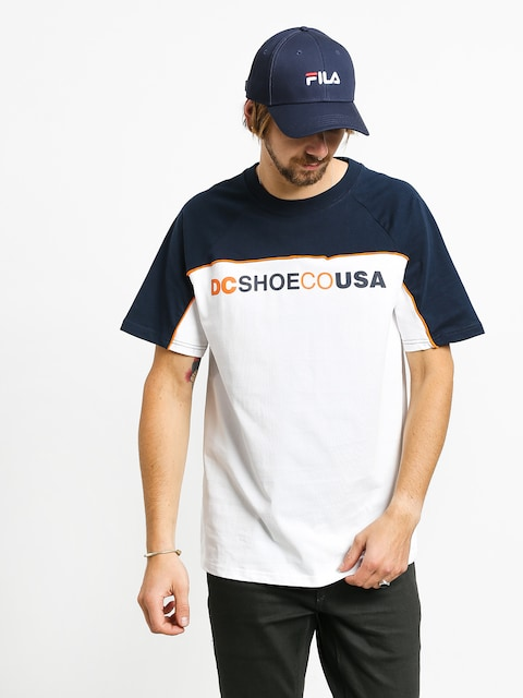 DC Brookledge T-shirt (snow white)