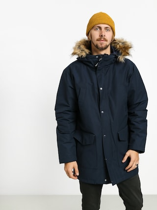 DC Bamburgh Jacket (black iris)