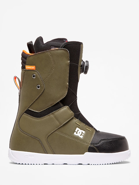 DC Scout Boa Snowboard boots (olive night)