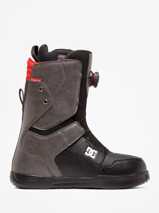 DC Scout Boa Snowboard boots (grey/black)