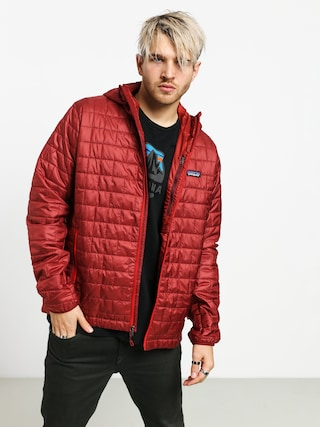 Patagonia Nano Puff HD Jacket (oxide red)