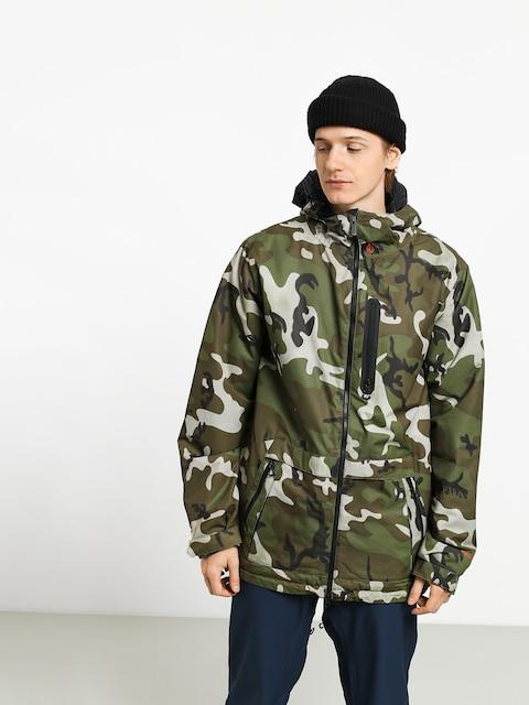 Volcom Deadlystones Ins Snowboard jacket (cmg)