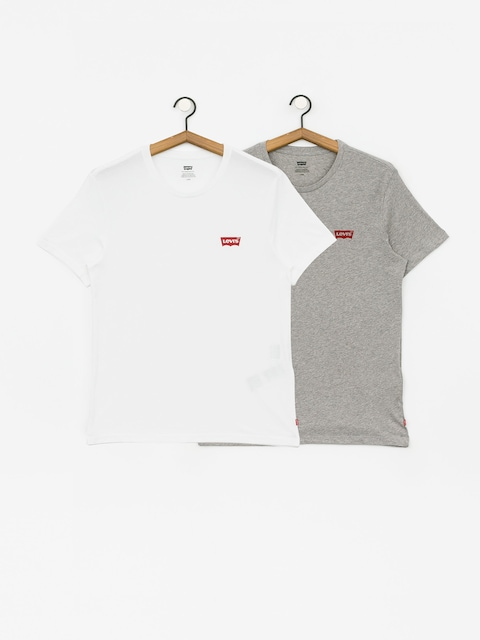 Levi's 2 Pack Crewneck Graphic T-shirt