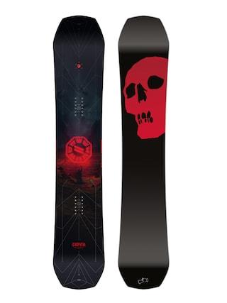Capita The Black Snowboard Of Death Snowboard (black/red)
