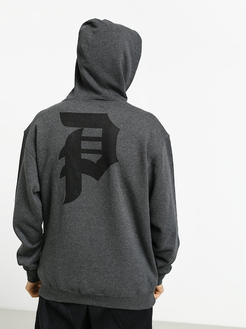 Primitive Dirty P HD Hoodie (charcoal)