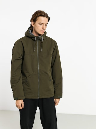 Quiksilver Waiting Period Jacket (deep depths)