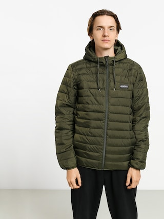Quiksilver Scaly Hood Jacket (deep depths)