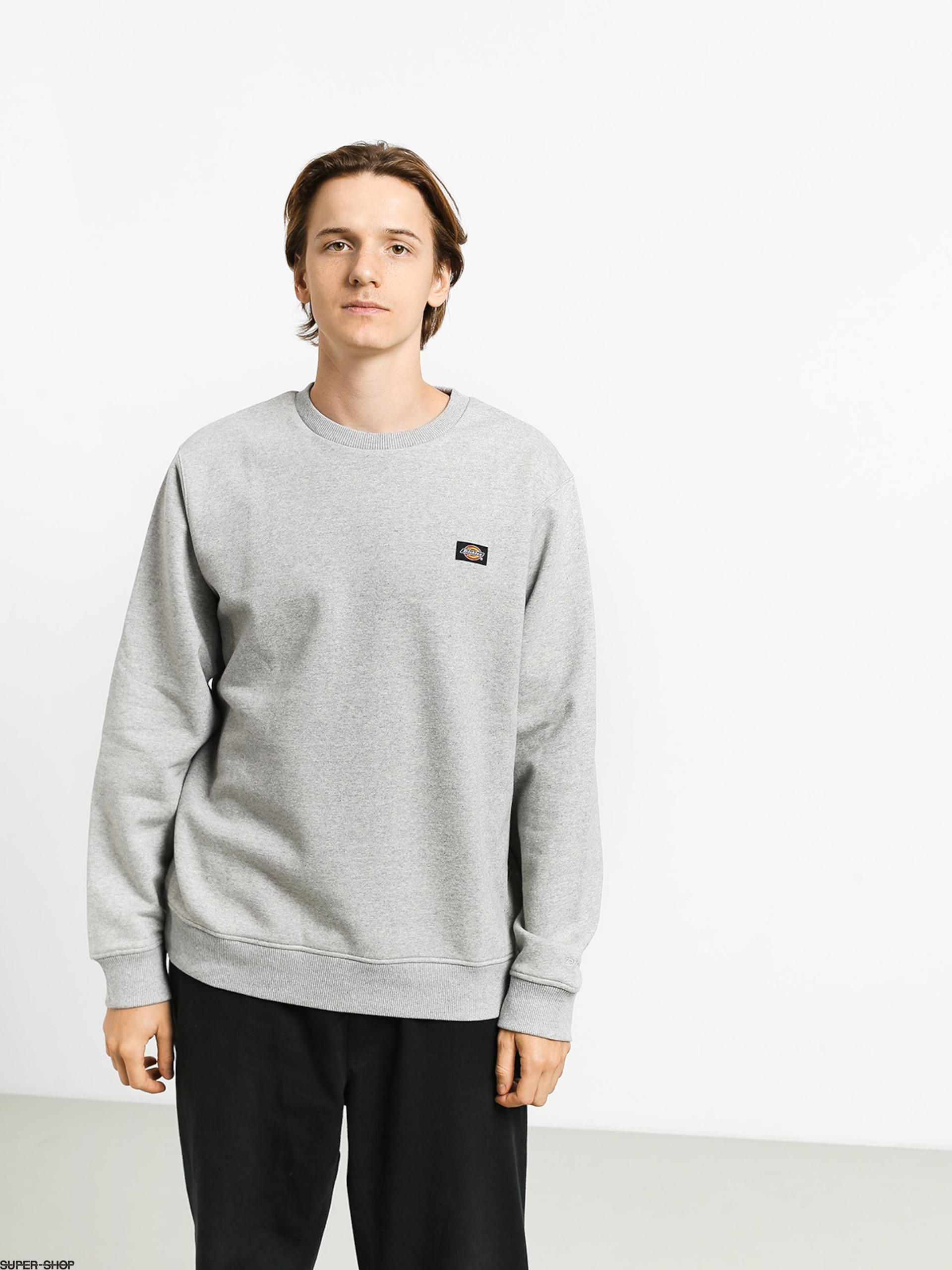 New Jersey Dickies Sweatshirts und Pullover in greymelange