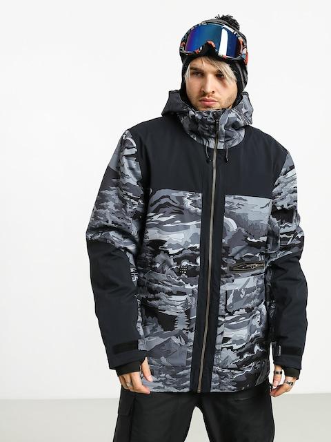 Quiksilver Arrow Wood Snowboard jacket (black snowscene)