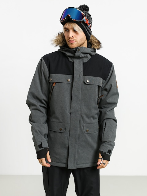 Quiksilver Selector Snowboard jacket (black heather)