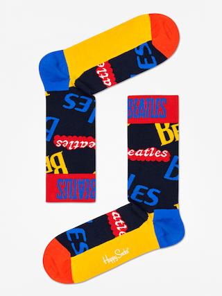 Happy Socks The Beatles Socks (dark navy/yellow/red)
