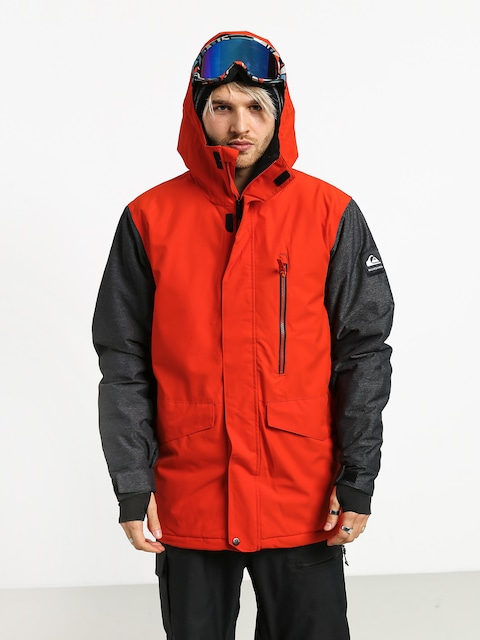 Quiksilver Mission Snowboard jacket (poinciana)